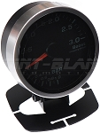 60mm Electronic 3 BAR Boost Gauge