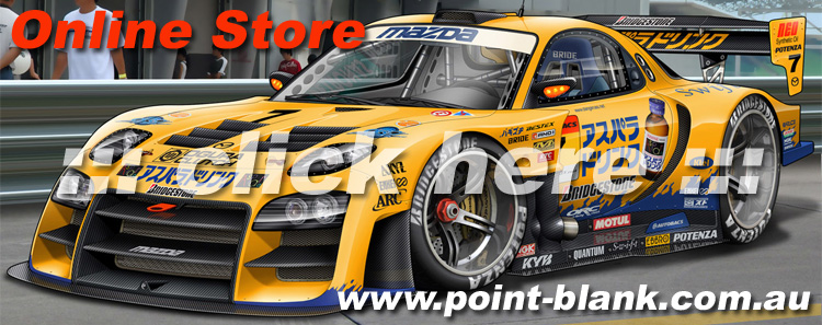 Point-Blank Automotive Online Store - Free Shipping!