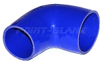 3.25 to 3 Inch ID (83-76mm) 90 Degree Elbow Reducer