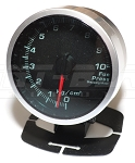 60mm Electronic Fuel Pressure Gauge