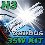 Ignyte Lighting H3 35W Slimline CANBUS HID Kit