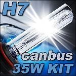Ignyte Lighting H7 35W Slimline CANBUS HID Kit