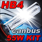 Ignyte Lighting HB4/9006 55W CANBUS HID Kit