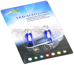 T10 LED Parker Bulbs - Blue