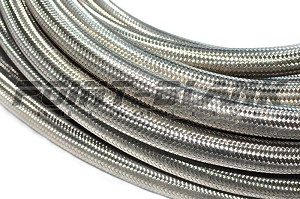 Stainless Braided Rubber Hose AN-4