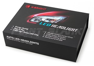 X-Bright LED Headlight 6500K Gen3 3200lm Kit - H11